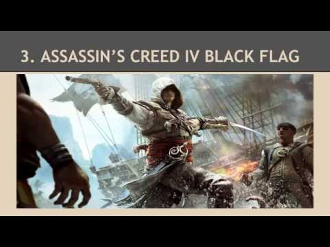 Assassin's Creed XBOX 360 Games Ranking
