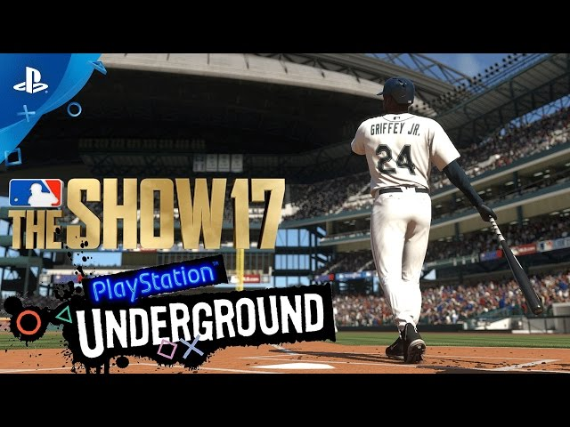 MLB The Show 17 Video 1