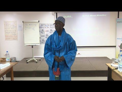 GO pitch 3éme partie des clés pour convaincre By Prof.Assane MBOUP (Mister Blue)