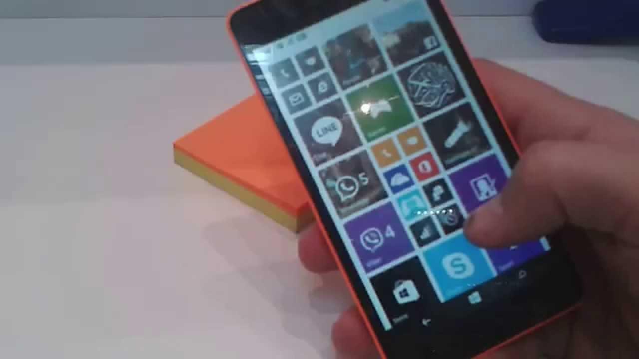как сделать скриншот на lumia 535