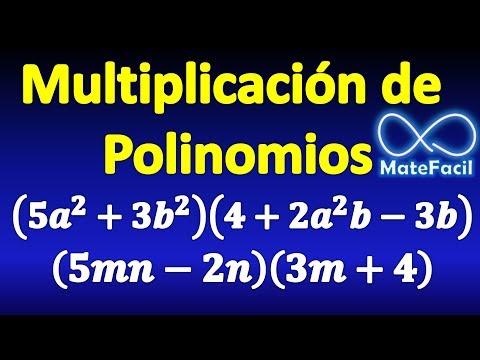 Mate-Blogs: Multiplicación de Binomios (multiplication of binomials) from YouTube · Duration:  12 minutes 49 seconds