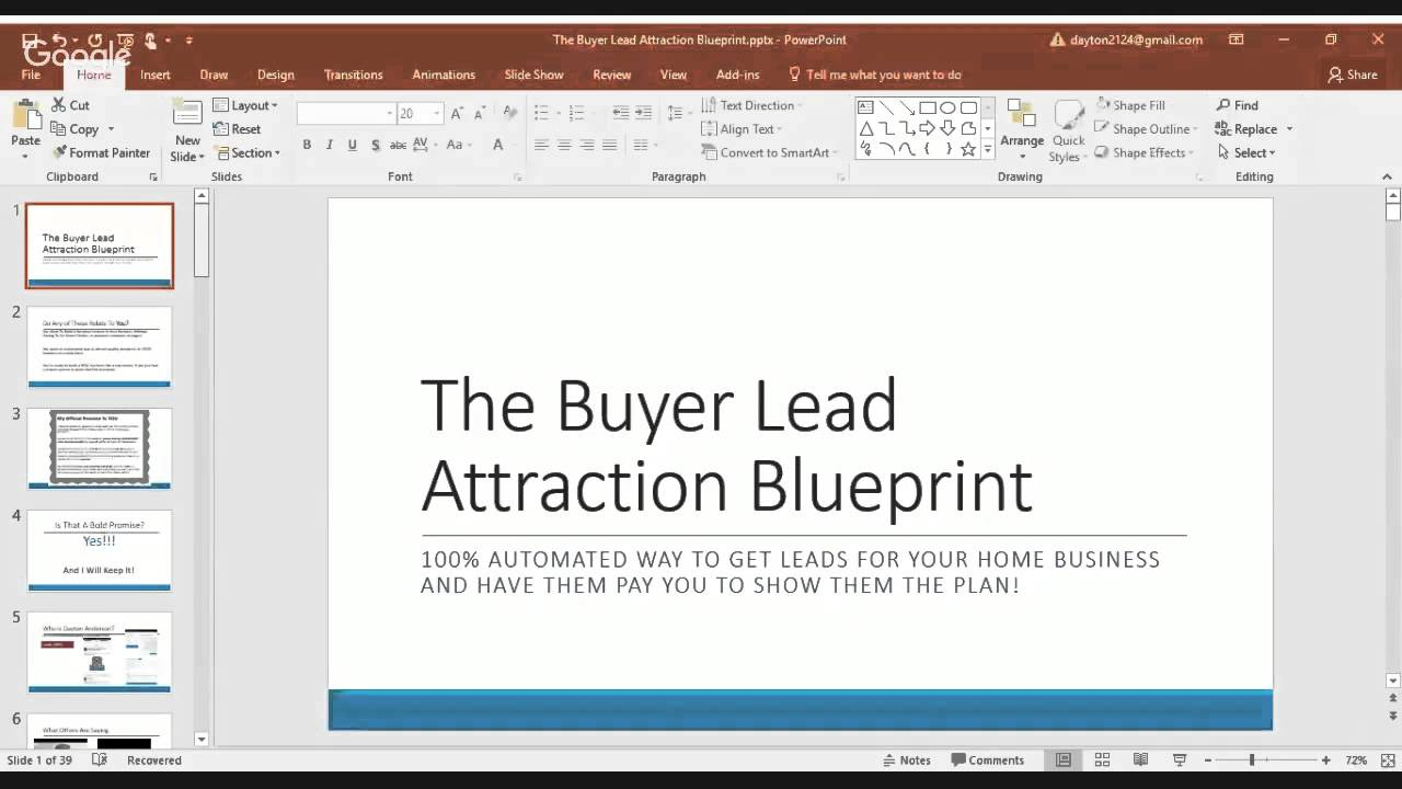 The buyer leads attraction blueprint youtube the buyer leads attraction blueprint malvernweather Images