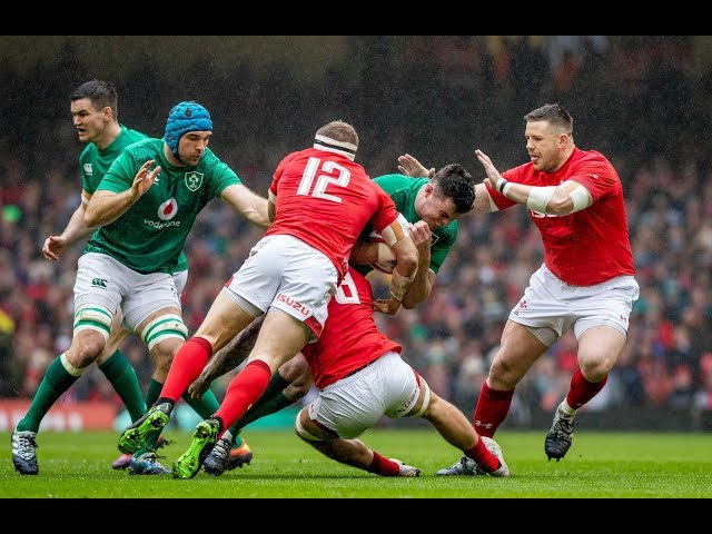 Short Highlights: Wales v Ireland | Guinness Six Nations