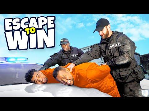 We Challenged a SWAT Team to Hide and Seek
