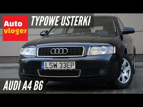 Audi a4 b6 typowe usterki youtube for Mueble 2 din audi a4 b6