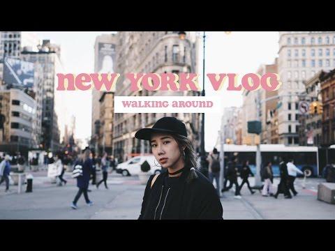 New York Vlog • Flatiron District + Dear Evan Hansen ❄️