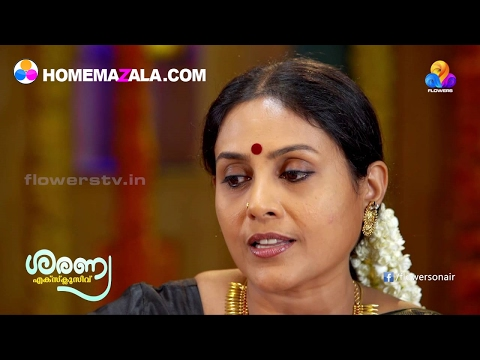 Flowers Onam 2016 | Interview With Sharanya