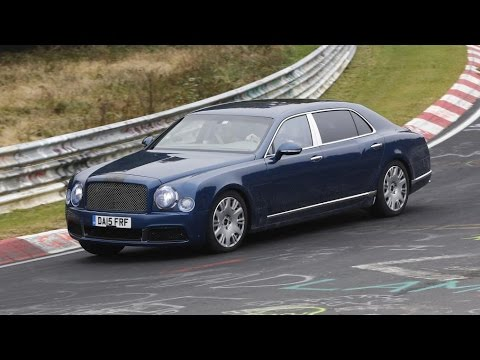 2017 Bentley Mulsanne Review Rendered Price Specs Release Date Youtube