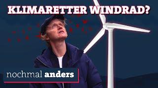 Klima retten mit Windenergie? | nochmalanders mit Pierre M. Krause