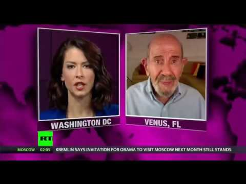 Interview: Jacque Fresco on RT News - Attaining Sustainability