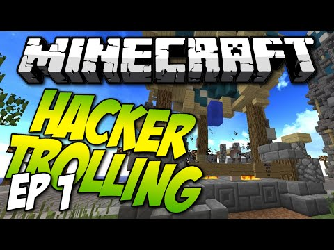 Minecraft: HACKER TROLLING EP1! - TURKEY TROLLS