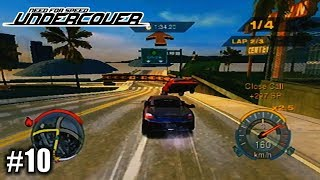 Need for Speed Undercover | Wii | #10 - Modo Carreira 57% / Rank 9