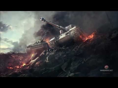 World of Tanks HD 9.15 Login Soundtrack Extended 1 Hour