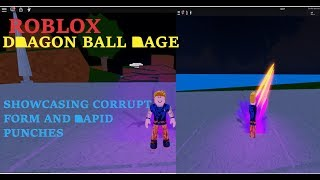 Roblox Dragon Ball Z Rage How To Get Rapid Punches Preuzmi