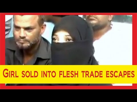 Hyderabad girl sold into prostitution by mother and brother in law, escapes