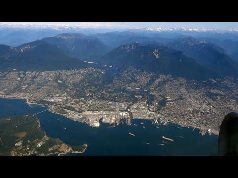 Beautiful Vancouver Landing