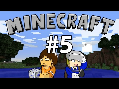 Minecraft Newbventure - Smelt the Iyooore - Ep 5