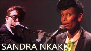 SANDRA NKAKE LIVE IN PARIS  AU NECC MAISON-ALFORT (94) LE 25 JANVIER 2014
