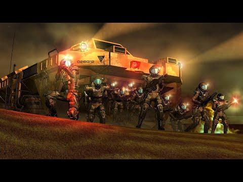 Прохождение: Command & Conquer: Tiberian Sun (ГДИ) (Ep 1) Чтож так тяжело то