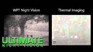 Thermal Imaging vs Night Vision Scopes for Hog Hunting