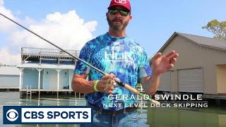 Next Level Dock Skipping for Bass with Gerald Swindle