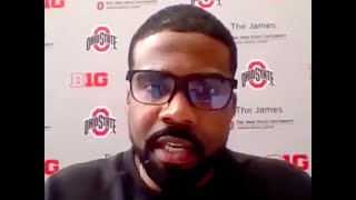 Ohio State Linebackers Coach Al Washington On The Tennessee Job And Spring Depth Chart