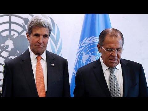USA / Russia : diplomatic breakdown over Syria
