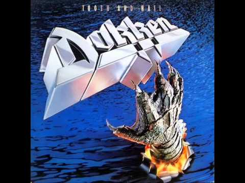 Dokken- Alone Again