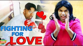 Fighting For Love | Rahim Pardesi