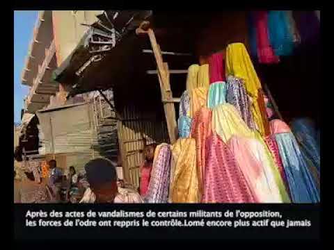Activités Lomé TOGO
