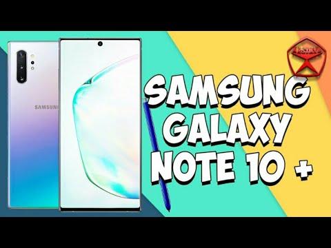 Опыт использования Samsung Galaxy Note 10 + / Арстайл /