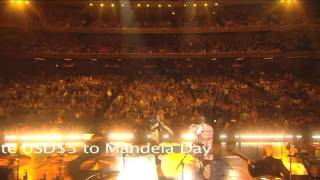 "Baaba Maal performs ""African Woman"" at Mandela Day 2009 from Radio City Music Hall"
