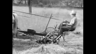 1940's Old Nostalgic Farming Scenes America