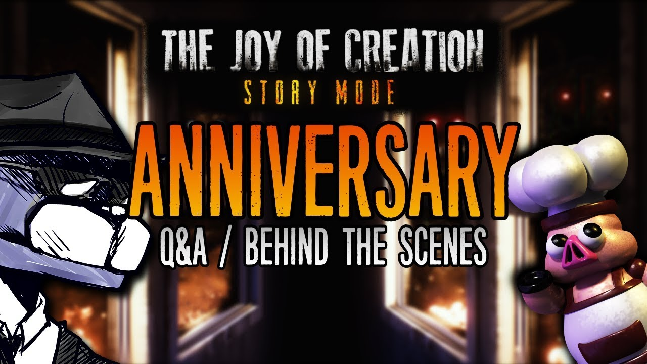 The Joy of Creation: Story Mode by Nikson  - Game Jolt