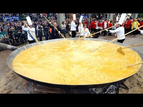 Top 10 Largest Food Records Ever!