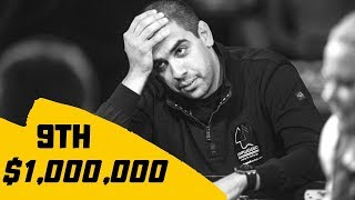 2019 World Series of Poker 9th Place: Milos Skrbic