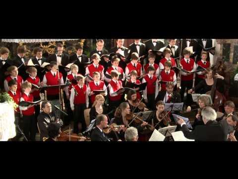 "Wiltener Sängerknaben, Academia Jacobus Stainer, Johannes Stecher, BWV 12, ""Weinen, klagen"""