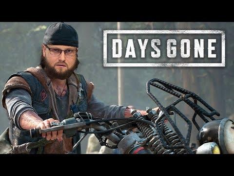 Days Gone (Жизнь После) Прохождение