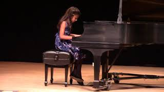 Anika CAM Recital at Seattle Art Museum, Nov 5th