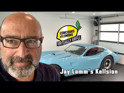 Jay Lamm's Virtually Awful Concours d'Lemons Kellison