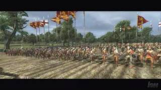Medieval II: Total War PC Games Gameplay-Cinematic -