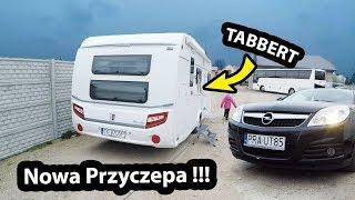 Nowa Przyczepa Kempingowa !!!  Mamy ją na 7 dni - Jak Wygląda?  (Vlog #272)