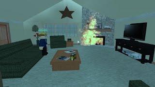 Psycho Dad Destroys Xbox (ROBLOX)