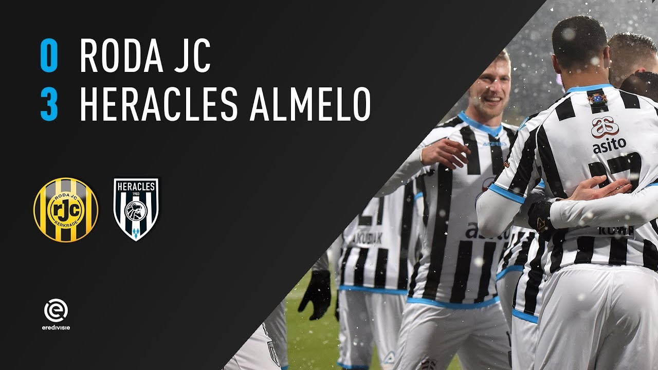 Roda JC - Heracles Almelo 0-3 | 02-03-2018 | Samenvatting