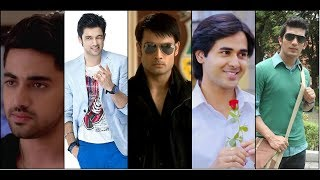 Most Loved College Going Boys Characers In Hindi Serials | Randeep Rai | Vivian Dsena