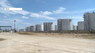 Ленская нефтебаза – крупнейшая в структуре  общества «Саханефтегазсбыт»