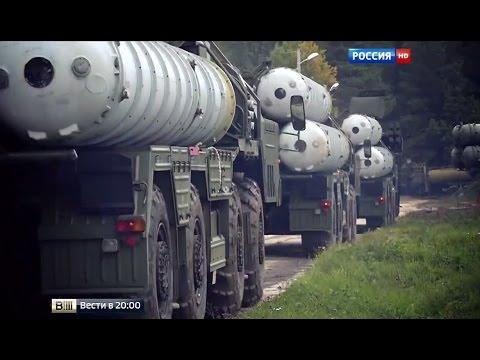 Все о С-400: специальный репортаж Аркадия Мамонтова