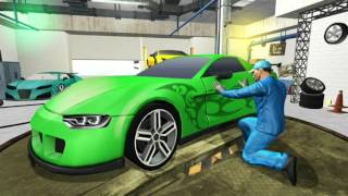 Gas Station Car Mechanic - Best Android Gameplay HD