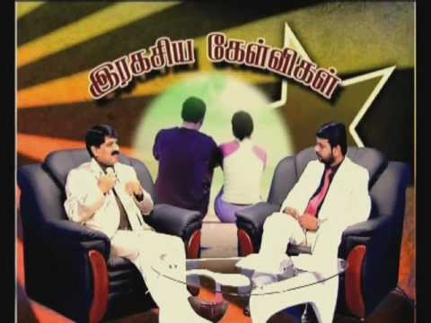 tv sex advice Vasanth