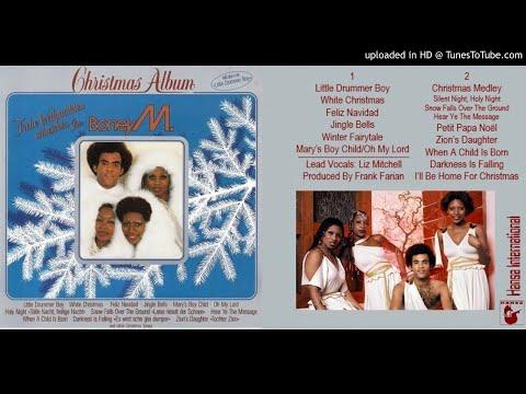 Boney M.: Christmas Album [Full Album, Expanded Version] (1981)
